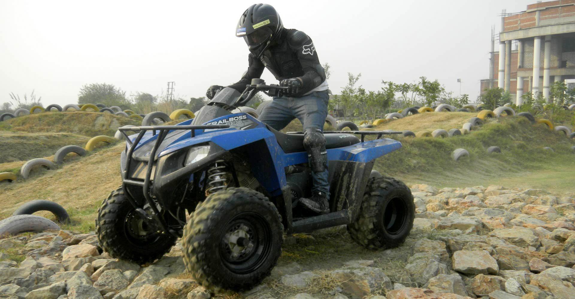 ATV Setup In India