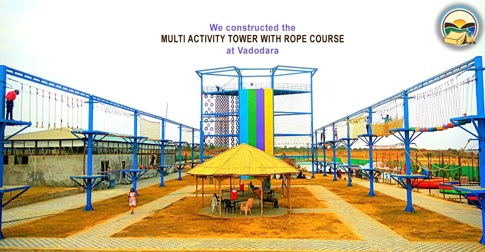 Multi Activity Tower Setup