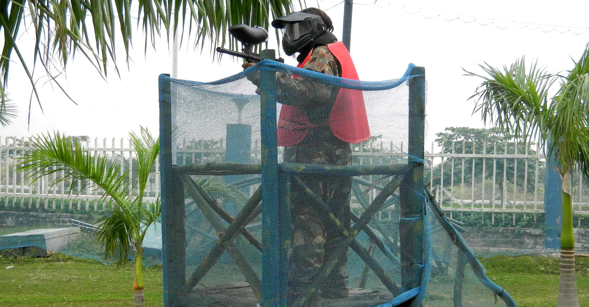 Paintball Setup In India