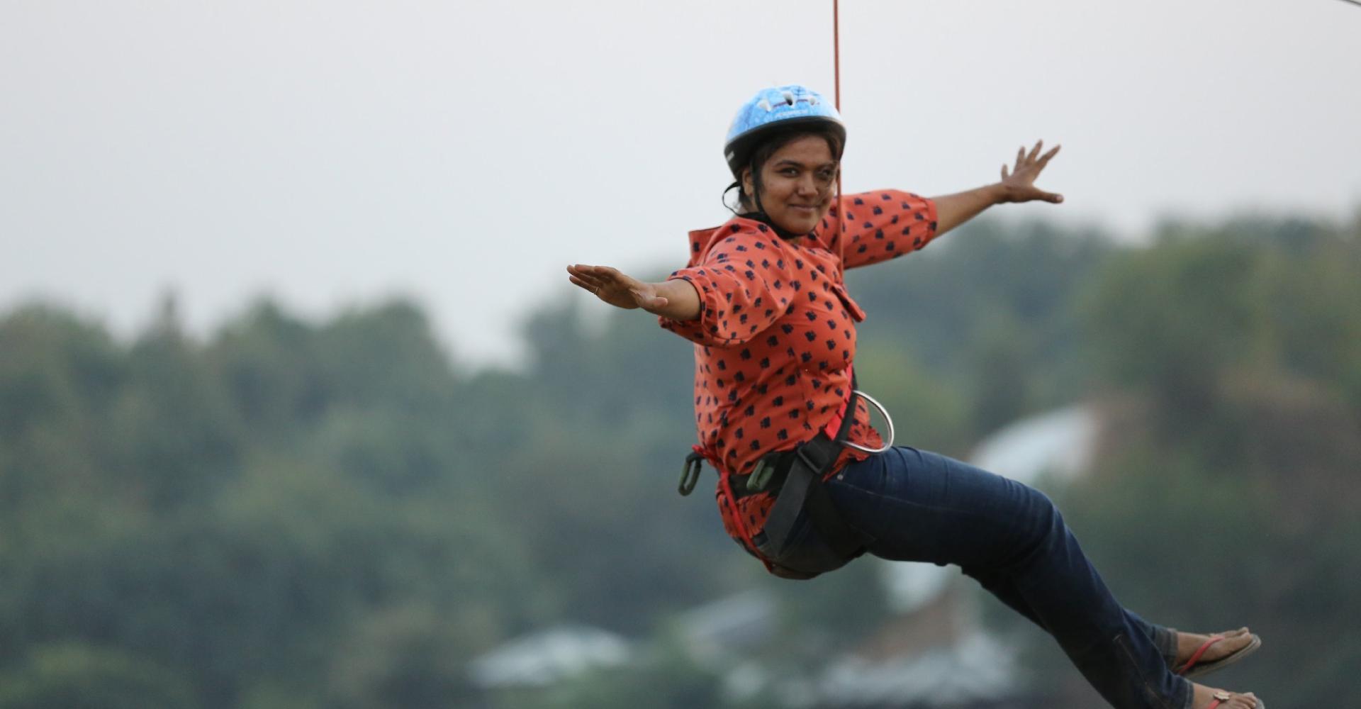 Zipline Setup In India